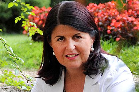 Salzburgs Landeshauptfrau Gabi Burgstaller (SPÖ)