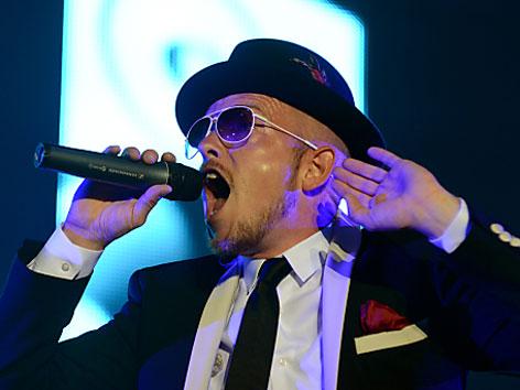 Jan Delay am FM4 Frequency 2012