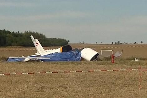 Flugzeugabsturz österreich