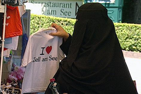 Zell am see araber