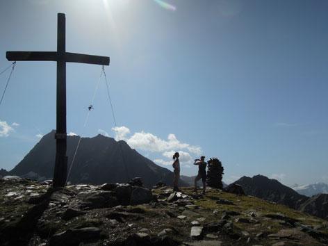 Madatschkopf Gipfel