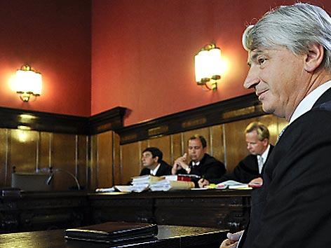 Wolfgang Kulterer, Oberlandesgericht