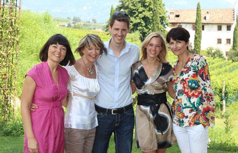 Moderatoren Südtirol heute