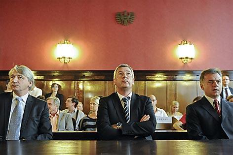 Hypo Styrian Spirit Urteil aufgehoben kulterer xander ruhrdorfer