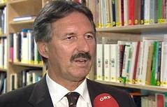 Tiroler Landesschulratspräsident Hans Lintner