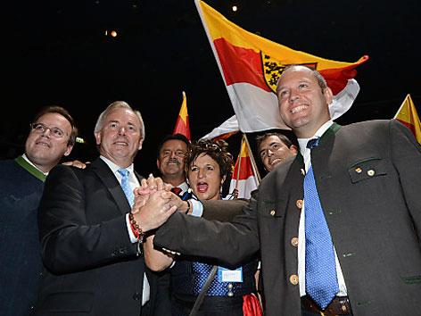 FPK Parteimitglieder Parteitag