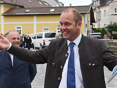 Kurt Scheuch FPK Parteitag Villach