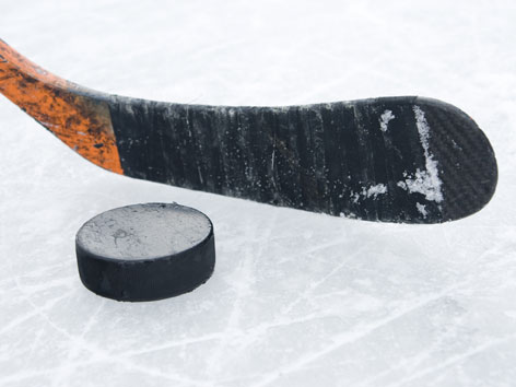 Eishockey/Puck