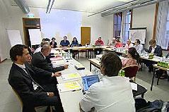 Expertenrunde zu Parkpickerl im Wiener Rathaus