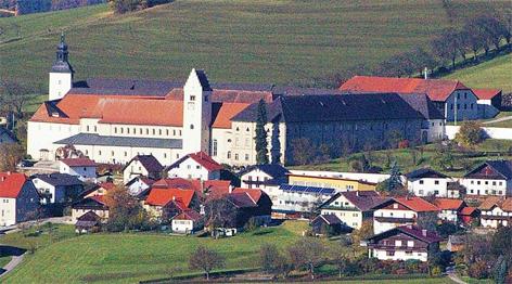Abtei Michaelbeuern Kloster Dorfbeuern