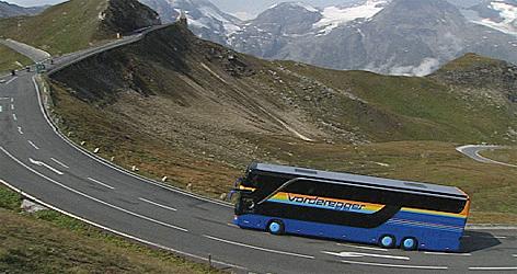Glocknerbus Großglockner