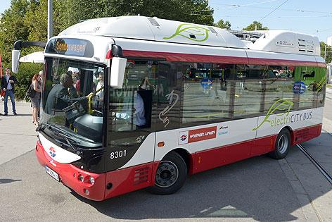 Electricitybus