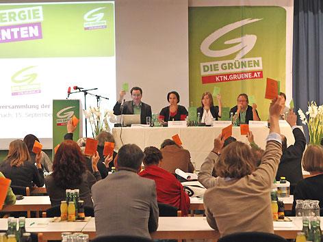 grüne landesversammlung neuwahlen regierung