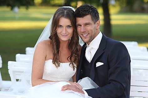Jürgen und Iveta Melzer