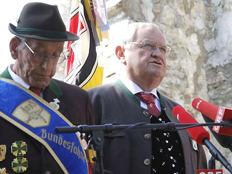 Ulrichsbergtreffen veranstaltung sonntag