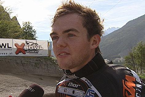 Matthias Walkner, Motocross-WM