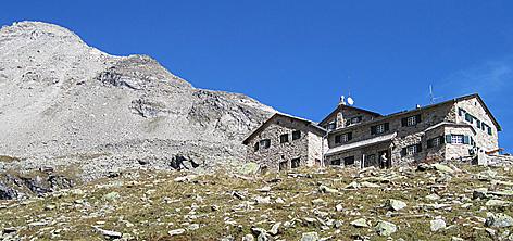 Friesenberghaus Zillertaler Alpen Hubert Fritzenwallner Alpenverein Holocaust Bergsteigen Hütte Alpenvereinshütte