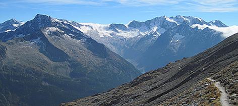 Friesenberghaus Hubert Fritzenwallner Zillertaler Alpen Bergsteigen Berliner Höhenweg Tourismus Alpinismus Alpenverein Schlegeis