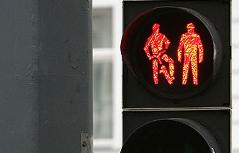 Fußgänger-Ampel