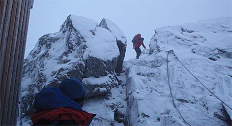 Extremer Bergrettungseinsatz auf dem Watzmann
