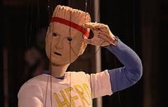 Marionette aus dem Salzburger Marionettentheater