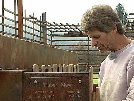 Denkmal NS Opfer Greifenburg Hans Peter Profunser