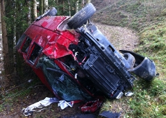 Unfall Björn Sieber