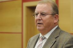 Friedrich Knotzer, Bürgermeister von Traiskirchen