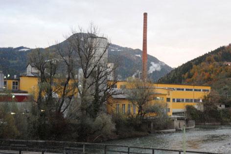 Papierfabrik Prinzhorn Frohnleiten
