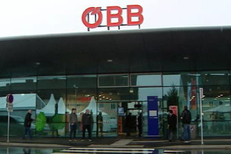 Bahnhof Leibnitz neu