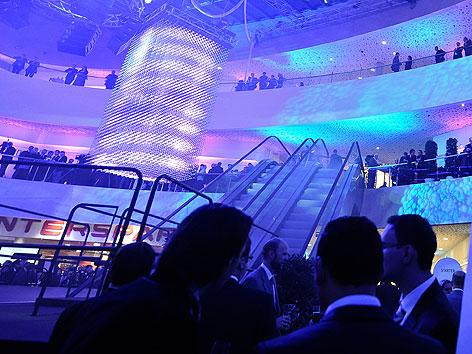 Eröffnungsfeier Wien-Mitte