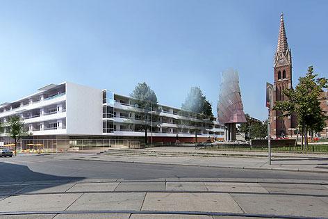 Neues Pflegewohnheim Rudolfsheim