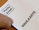 Wahlkarte