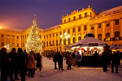 Kultur- und Weihnachtsmarkt Schloss Schönbrunn