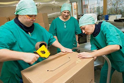 Schließtag im Kaiserin-Elisabeth-Spital