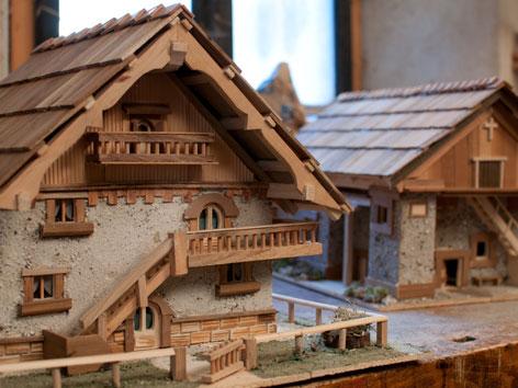 Eugenio Spangaro Miniaturhaus