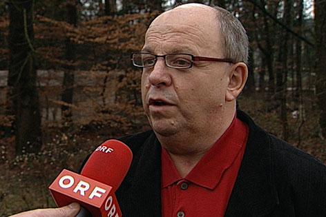 Walter Androschin, Gewerkschafter und AK-Vizepräsident