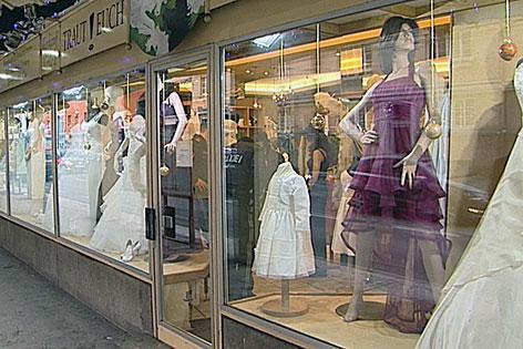 Uberfallsversuch Auf Brautmoden Geschaft Salzburg Orf At
