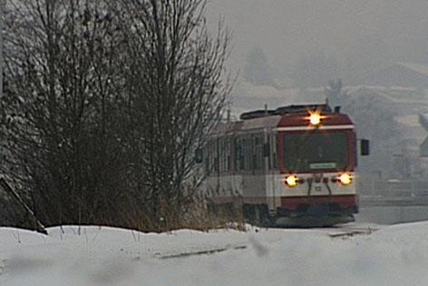 Die Pinzgauer Lokalbahn