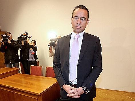 Uwe Scheuch Prozess Graz