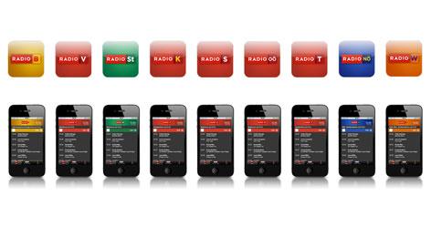 Radio-Apps für alle Bundesländer