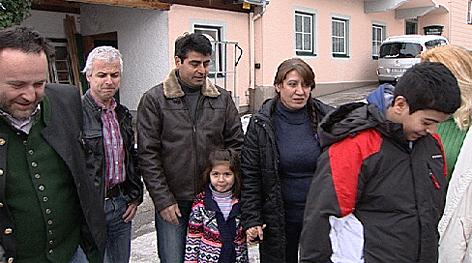 Familie Kisioglu aus St. Gilgen von Abschiebung bedroht