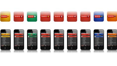 App für Radio Burgenland
