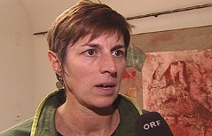 Astrid Rössler, Landessprecherin der Grünen