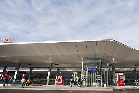 Bahnhof Schladming