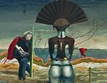 Max Ernst: Weib, Greis und Blume