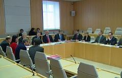 Ausschuss-Beratung des Salzburger Landtages