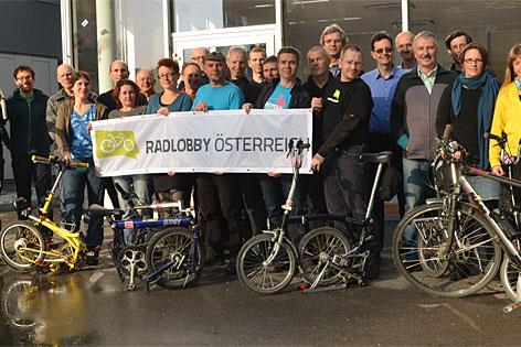 Radfahren Radlobby Interessenvertretung