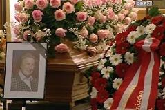 Begräbnis von Schaumayer