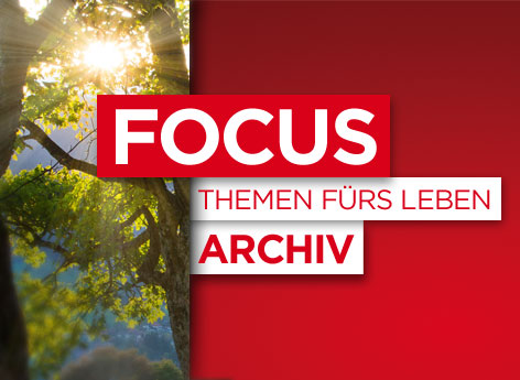 Focus Archiv Logo Button